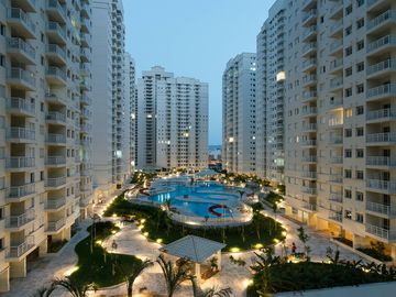 Flat in condo complex Resort Acqua Play w / water leisure park complete infra