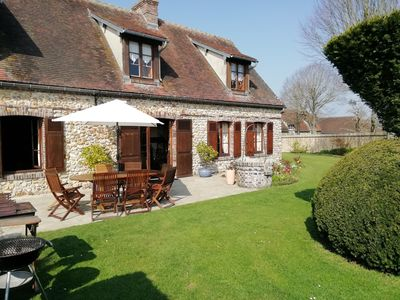 Photo for Charming cottage 1h20 from Paris, 25mn from Chartres