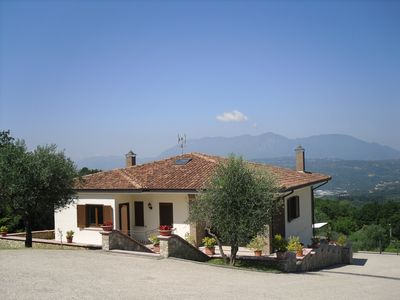 Photo for Villa With Private Pool, Private Gardens, And Stunning Countryside Views