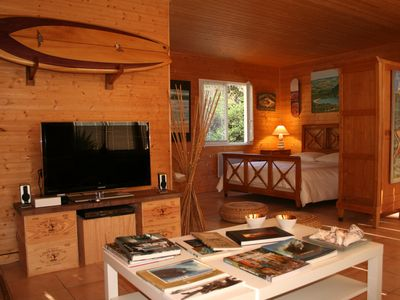 Photo for Cap Ferret Chalet 2 to 3 people