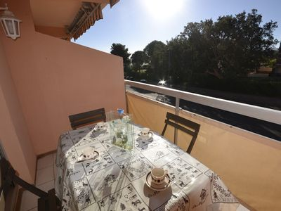 Photo for 1BR Apartment Vacation Rental in BORMES-LES-MIMOSAS