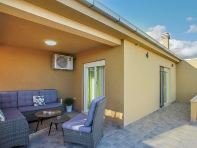 Photo for OLEA-NEW modern holiday home with garden BBQ, near Split