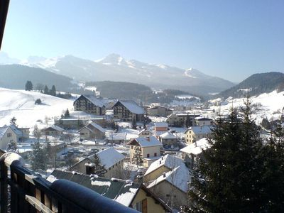 Photo for 75m2 apartment Villard de Lans-Full Heart Village 3 bedrooms-all comfort