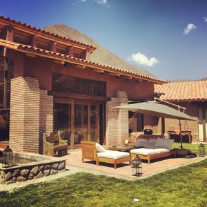 Photo for Beautiful house in Sacred Valley. Modern comfort, rustic style, stunning views