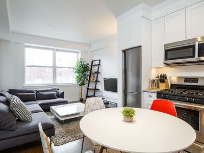 Photo for Lovely, Quiet Lower East Side 2 Bed, 1.5 Bath Flat