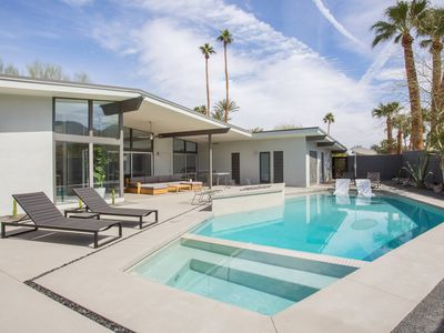 """Photo for NEW ! The """"Whip It"""" Ranch Palm Desert Luxury Estate"""