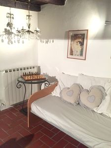 Photo for Nice apt in Bagnaia, Viterbo and Wifi