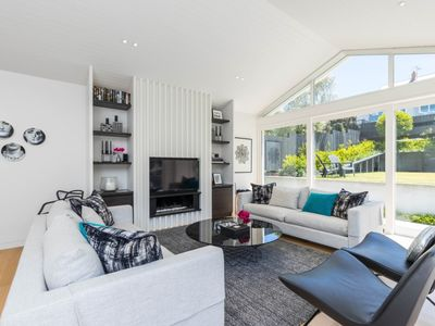 Photo for Spacious, Architecturally Designed 5* Remuera Home