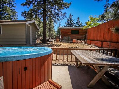 Photo for ~Life Of Riley~Furnished Retreat~Hot Tub & BBQ Area~Central Location~