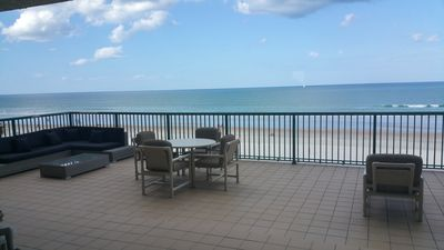 Photo for BRAND NEW 2nd Floor Luxurious Oceanfront Condo