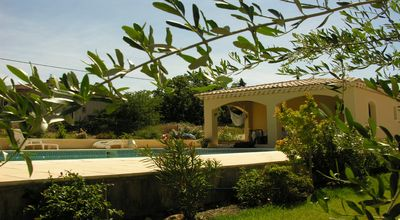 Photo for The cricket. charming provencal house comfort