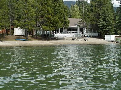 Photo for For Sale Prime Waterfront, 'The Beachhouse On Steamboat Bay'