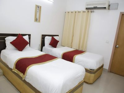 Photo for SmartStay Private EXE Room in Luxury Apt-MG Road