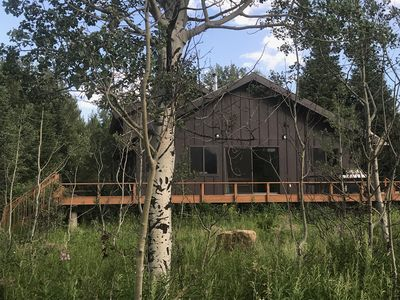 Photo for Amazing location and view - 7 miles to West Yellowstone