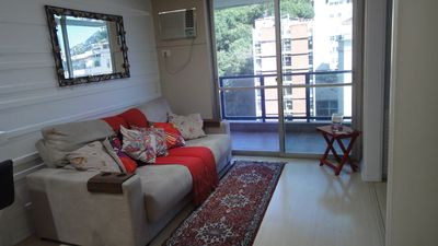 Photo for 2BR Apartment Vacation Rental in Humaitá, RJ