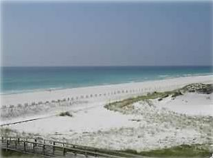 Gulf View Showing Sand Dune Preservation Area & Beach Access