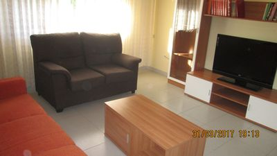 Photo for Spacious apt with sea view and Wifi