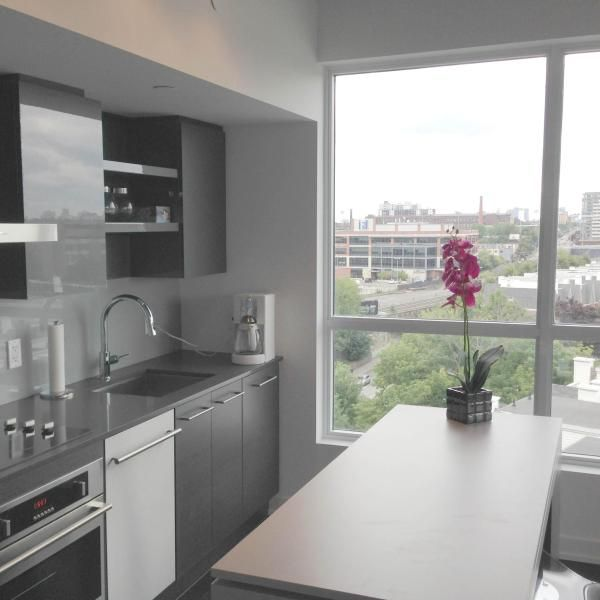 Luxury 2 Bedroom & 2 Bathroom Condo With Parking In Downtown Toronto