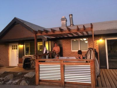 Photo for Rapid Ranch, hot tub and game room !
