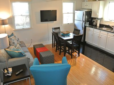 Photo for Quiet, cozy and centrally located 2BD free standing condo