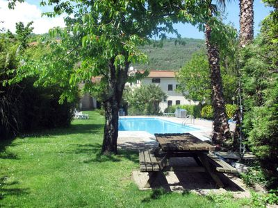 Photo for Apartment Agriturismo Asplanato (DOL163) in Dolcedo - 6 persons, 3 bedrooms