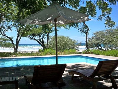 Photo for Amazing Home in  Playa El Coco - Directly on the Beach