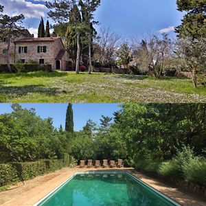 Photo for Casa Amiata: Large Charming Cottage on beautiful estate in Tuscany: Casa Amiata