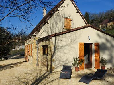 Photo for Cottage 6/8 people in the heart of Black Perigord