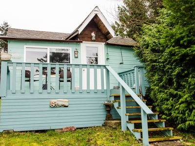 Photo for Sage Cottage at The Last Resort on Berry Point Road on Gabriola Island, B.C.