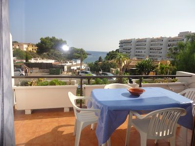 Photo for Apartment 107 El Pino With Sea Views And Pool