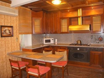 In Moscow with Internet, Air conditioning, Lift, Parking (353893)