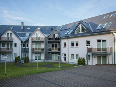 Photo for Modern apartment with balcony and a magnificent view over Winterberg