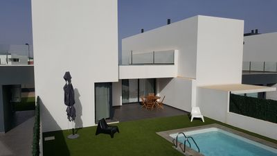 Photo for Two bedroom villa in Casilla de Costa