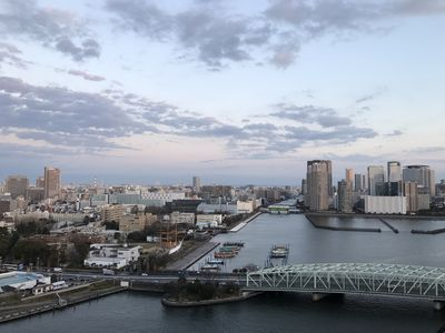 Photo for High floor with river and city view near Ginza, Tsukiji, Tokyo Station
