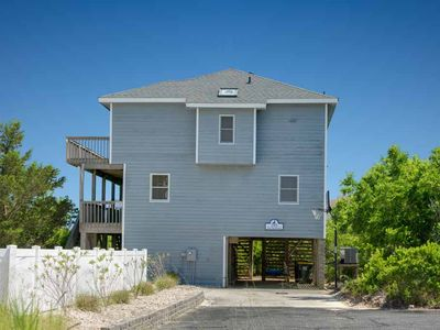 Photo for Lion on the Beach: Ocean view in this ocean side 4 bedroom home, short walk to the beach.