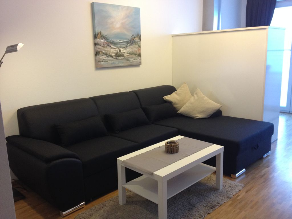 Modern comfort apartment, central location, 5 min. To the beach ...