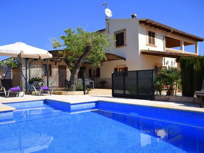 Photo for Cozy Cottage in Porreres with 3 bedrooms and private pool