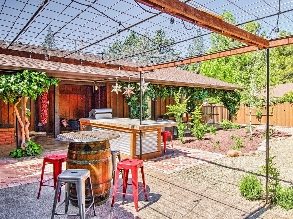 new  3br  casita sedona house w  hot tub and fire pit