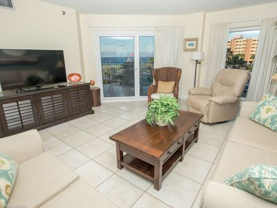 Photo for IR 210 is a 2 BR Gulf View Pet Friendly condo with Washer/Dryer