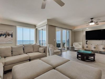 Photo for Inn at Crystal Beach 707 - Penthouse - Book your spring getaway!