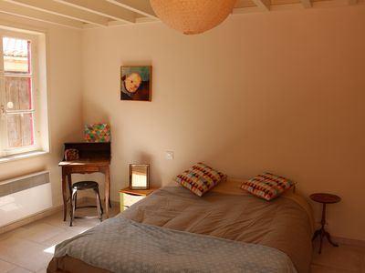 Photo for Charming house in the village of Leucate. Near sea and Natura 2000 area