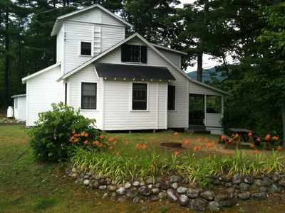 Photo for Adirondack Bungalow, Escape, Relax, and Enjoy