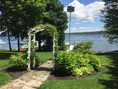 Photo for House on a Hill – A Beautiful Family Home on the Shore of Geneva Lake