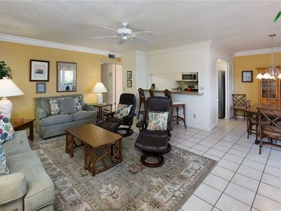 Photo for Unit G2: 2 BR / 2 BA partial gulf view in Sanibel, Sleeps 6