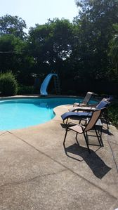 Great Eastside Location w/Pool and Screen Porch Retreat