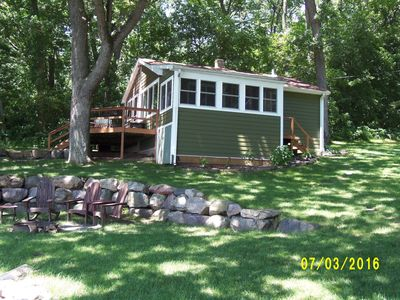 Vrbo Wisconsin Lake House : Wisconsin buckskin lake buildable buckskin lake lot.