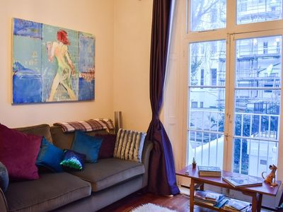 Photo for 2 Bedroom Apartment in Central Brighton