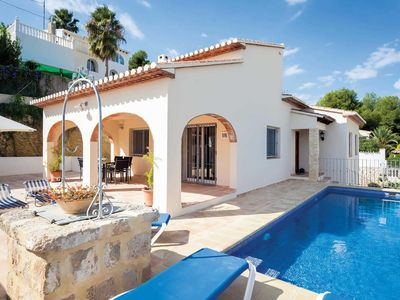 Photo for 3 bedroom Villa, sleeps 6 in Fanadix with Pool, Air Con and WiFi