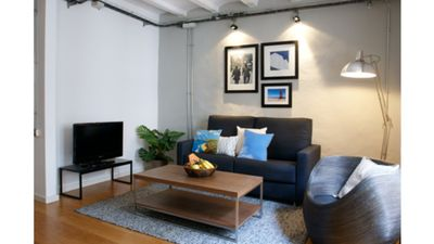 Photo for Jewel of an apartment in the centre of the old city is the perfect base to get around Barcelona!