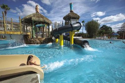 Liki Tiki Village Waterslides